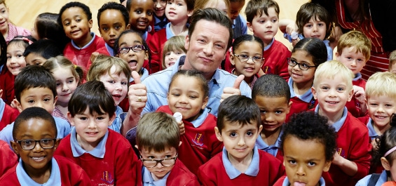 Jamie Oliver King's Cross Academy